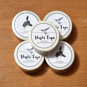 Washi Tape - Swallows