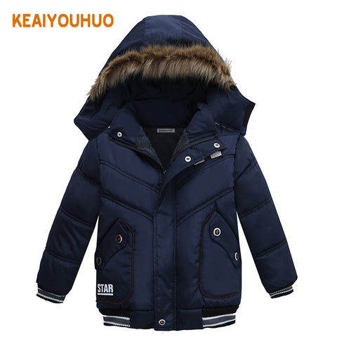 Winter Jacket Coat and Snowsuit for Children