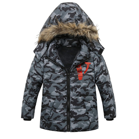 Winter Jacket Coat and Outwear for Baby Boys