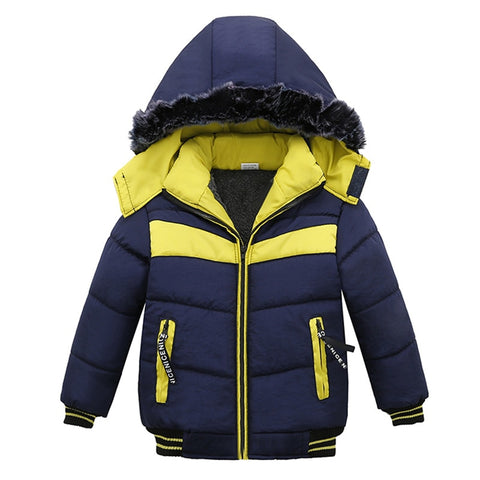 Unisex Winter Jacket Coat for Kids