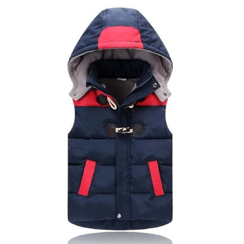 Unisex Winter Jacket for Children