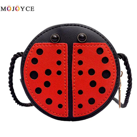 Ladybug Bee Cartoon Handbag For Kids