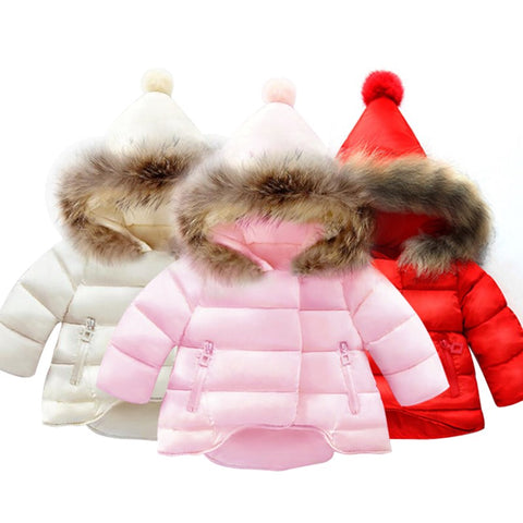 Winter Jacket and Outwear for Girls