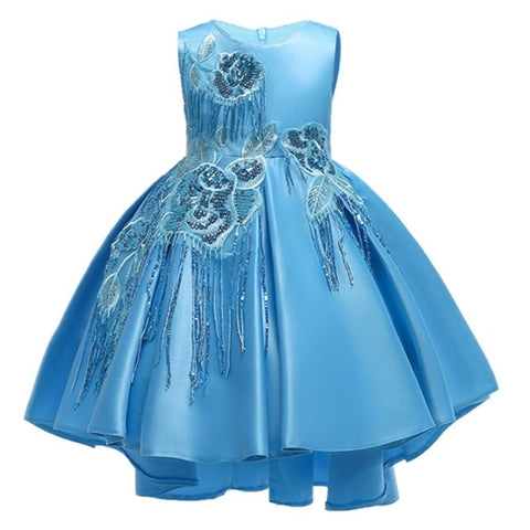 Princess Summer Dress For Girls(2-10 Years)