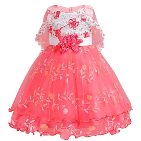 Princess Formal Dress for Girls( 3-12 Years)
