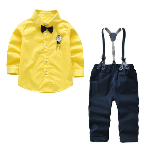 Boy Gentry suit ( 2-8 years)