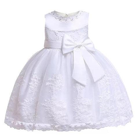 Toddler Girl Princess Flower Tutu Dress