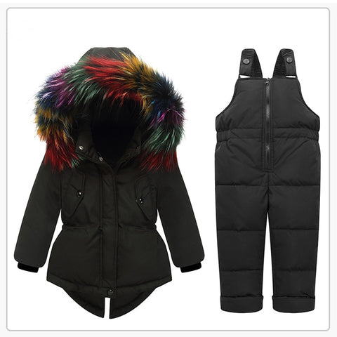 Baby Girls Winter Jacket Clothing for Girls(1-3 Years)