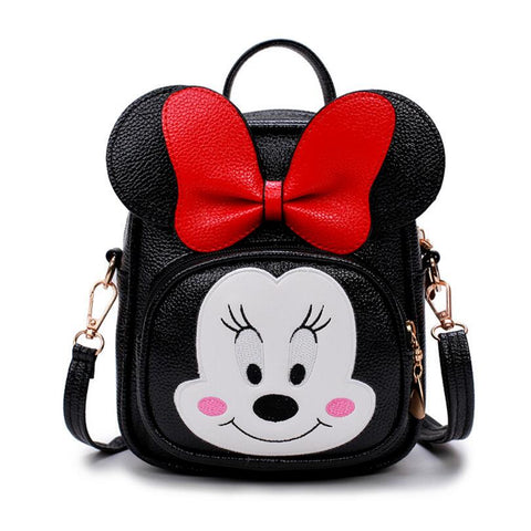 Minnie Cartoon Handbag Shoulderbag  for Girls