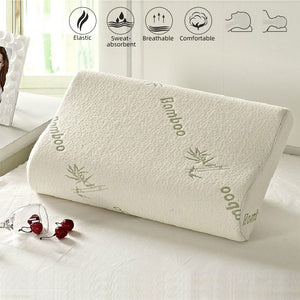 Orthopedic Memory Foam Pillow For Cervical Health Care