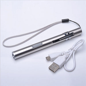 USB Rechargeable LED Flashlight High-quality Powerful Mini Cree LED Torch