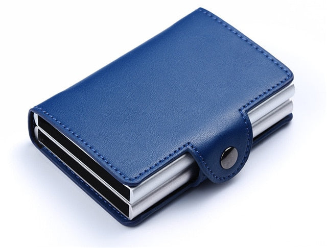 RFID Blocking Card Holders with 2 Aluminum Wallet