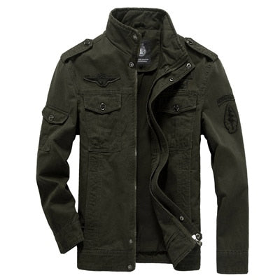 Airborne Aviator Jacket