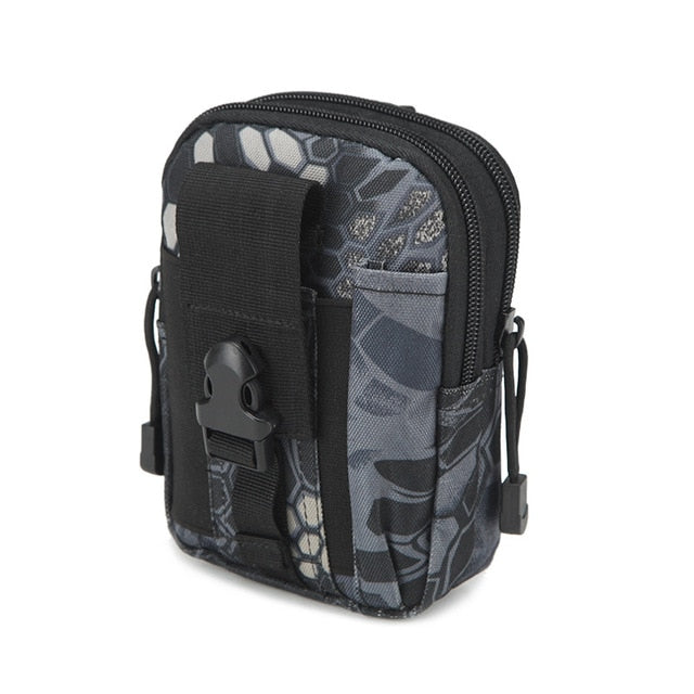 Tactical Military Waist Backpack