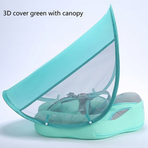 Non-Inflatable Smart Swim Trainer