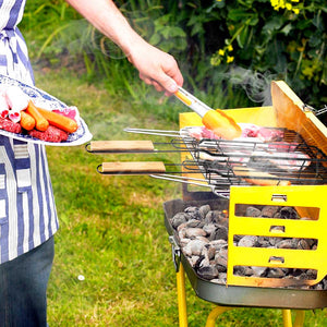 Barbecue Grilling Basket - Stainless Steel BBQ Tools