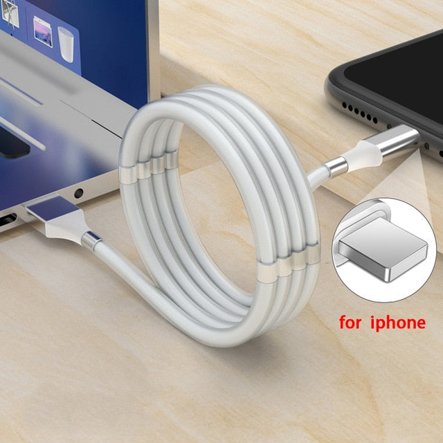 Zooom Magnetic Charging Cable