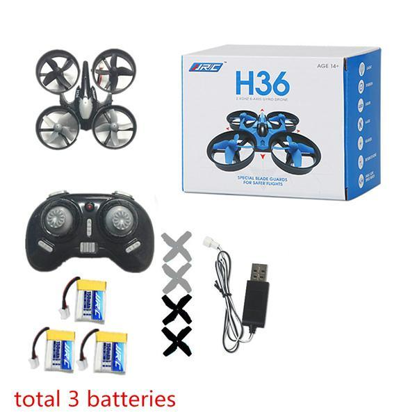Mini RC Drone Quadcopters | Headless Mode One Key Return RC Helicopter
