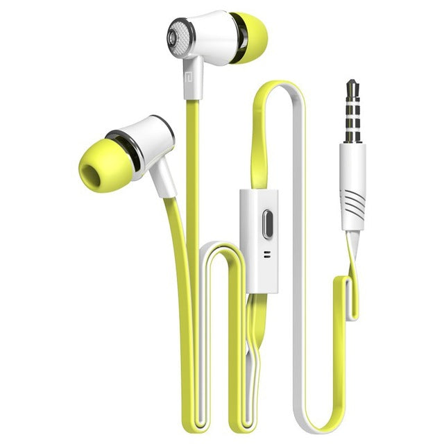 In-ear Bass Earphone Colorful High Quality Headset