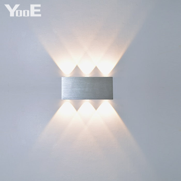 Aluminum Decorate Wall Sconce LED Wall Light