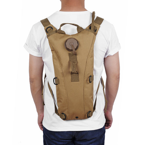 3L Tactical Hydration Camel Water Bladder Bag