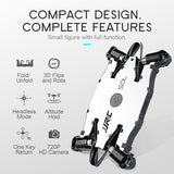 Wifi FPV Mini Selfie Drone HD Camera Auto Foldable Arm RC Quadcopter Helicopter