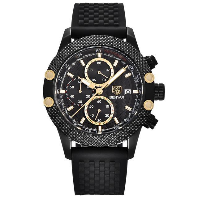 Sport Chronograph Luxury Watches