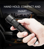 3 in 1 Car Quick Charge USB Car Charger + Flashlight Led Torch + Safety Hammer Portable Fast USB Car Phone Charger