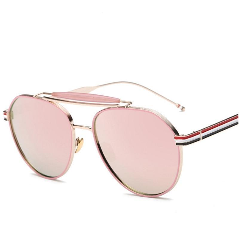 Fashion Oversized Sunglasses Women UV400