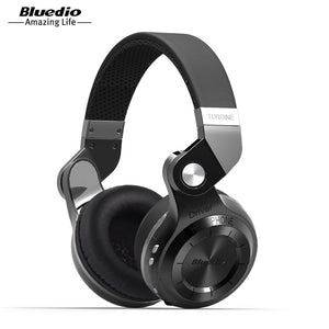 Bluedio bluetooth headphones with microphone
