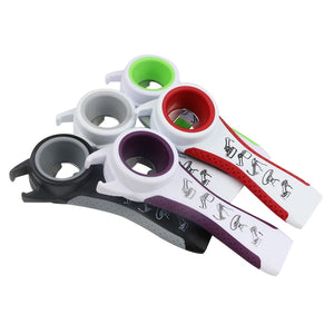 5 in 1 Multi function Stainless Steel bottles Opener Excellent Kitchen Tool