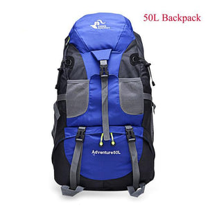 50L | 60L Camping Mountaineering Backpack For Sports | Hiking | Bike Bag