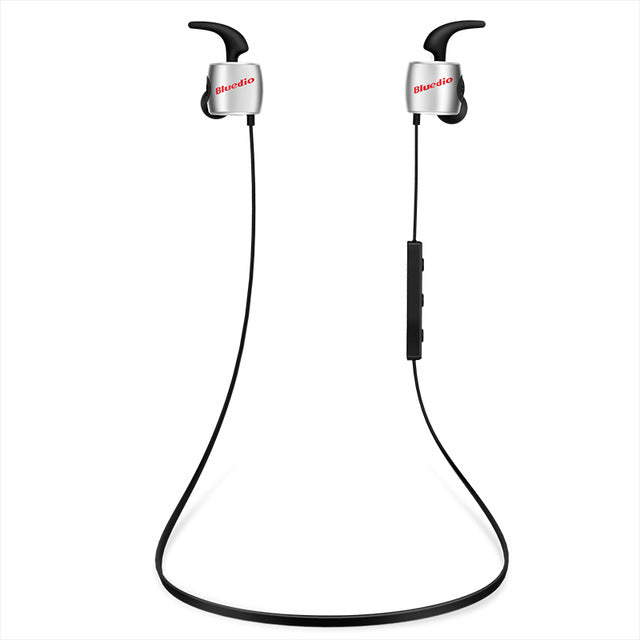 Bluedio TE Sports bluetooth headset/wireless earbud with built-in microphone