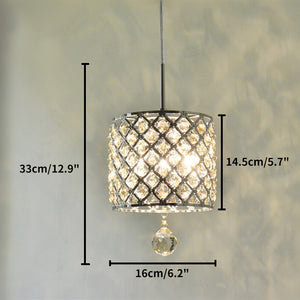 LED Crystal Pendant Lights