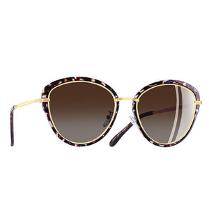 Polarized Cat Eye Sunglasses Women Eyewear UV400