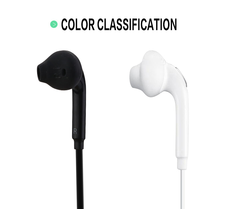 Sport Headphones with Mic 3.5mm In-Ear Universal  Stereo Headphones for Xiaomi iPhone PC