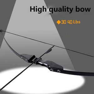 40 lbs Archery Powerful Recurve Bow for Right Hand