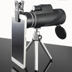 Monocular 40x60 Powerful High Quality Zoom Military HD Professional Hunting Telescope