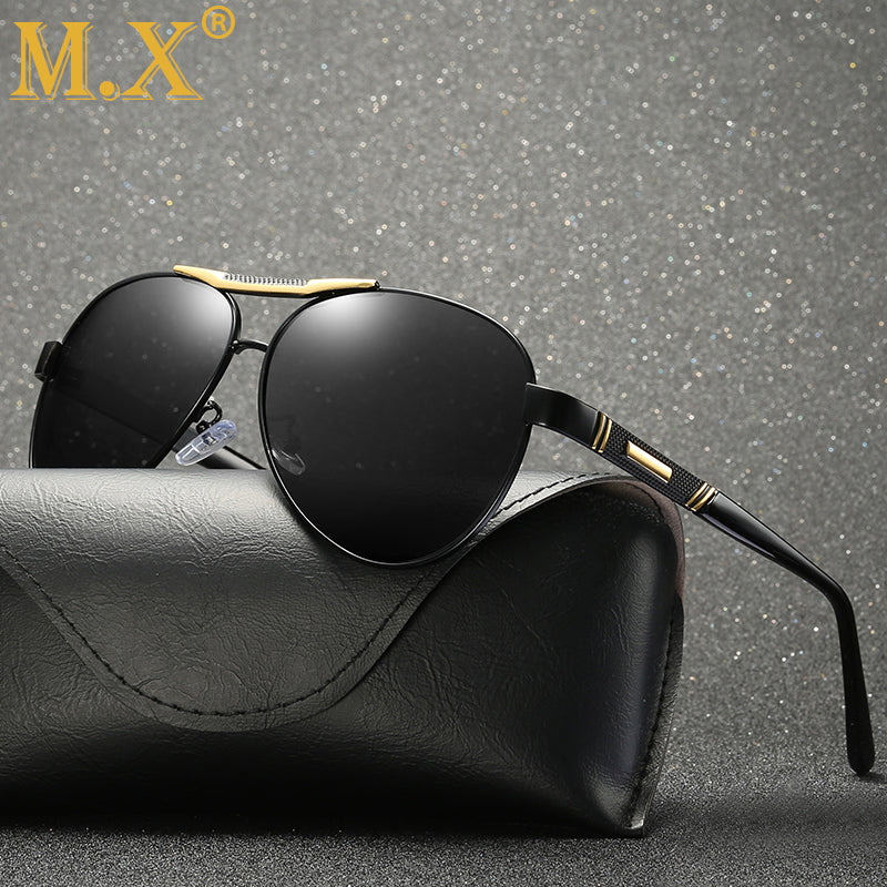 High quality New Pilot Driving Polarized Sunglass UV400
