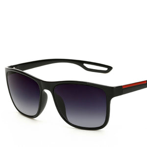 Retro Square Outdoor Vintage Male Sun Glasses UV400