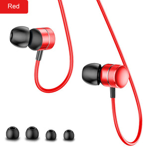 Baseus H04 Wired Stereo Sound Headset In-Ear Earphone With Mic