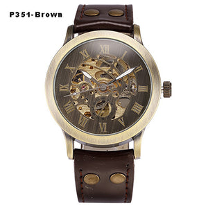 Mechanical Mens Wrist Watch