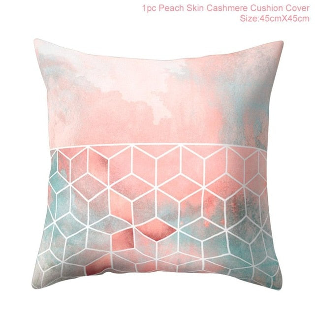 Geometric Pillow Decorative Cushion for Sofa