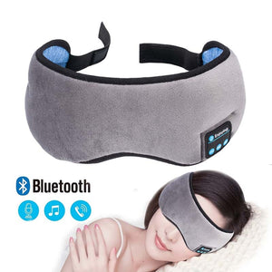 Sleep Mask With Wireless Stereo Bluetooth Earphone