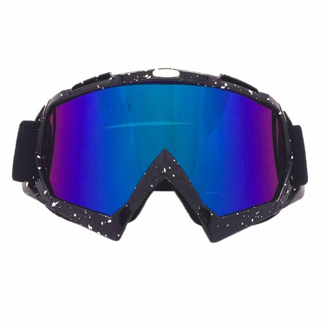 Unisex Ski Goggles Windproof UV Protection Winter Sport Glasses