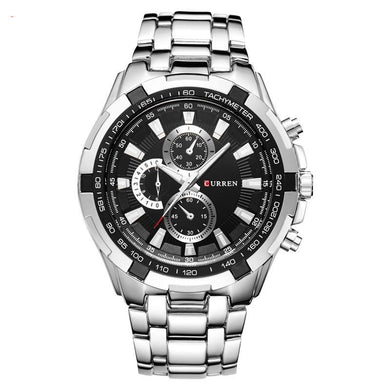 Waterproof Sports Military male Watches Men