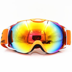 ski goggles double layers UV400 anti-fog snowboard goggles Skiing Eyewear