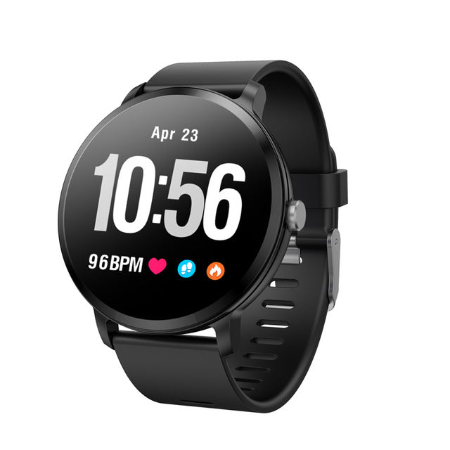 Passometer Activity Fitness Tracker Heart Rate Monitor Sports Smartwatch