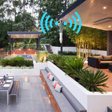 High Power Outdoor WIFI Router/Access Point/CPE/WISP Wireless wifi Repeater Dual Band 2.4/5Ghz