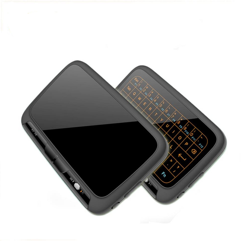 Wireless Touchpad Backlight Keyboard & Mouse for Smart TV/Android Box/Computer
